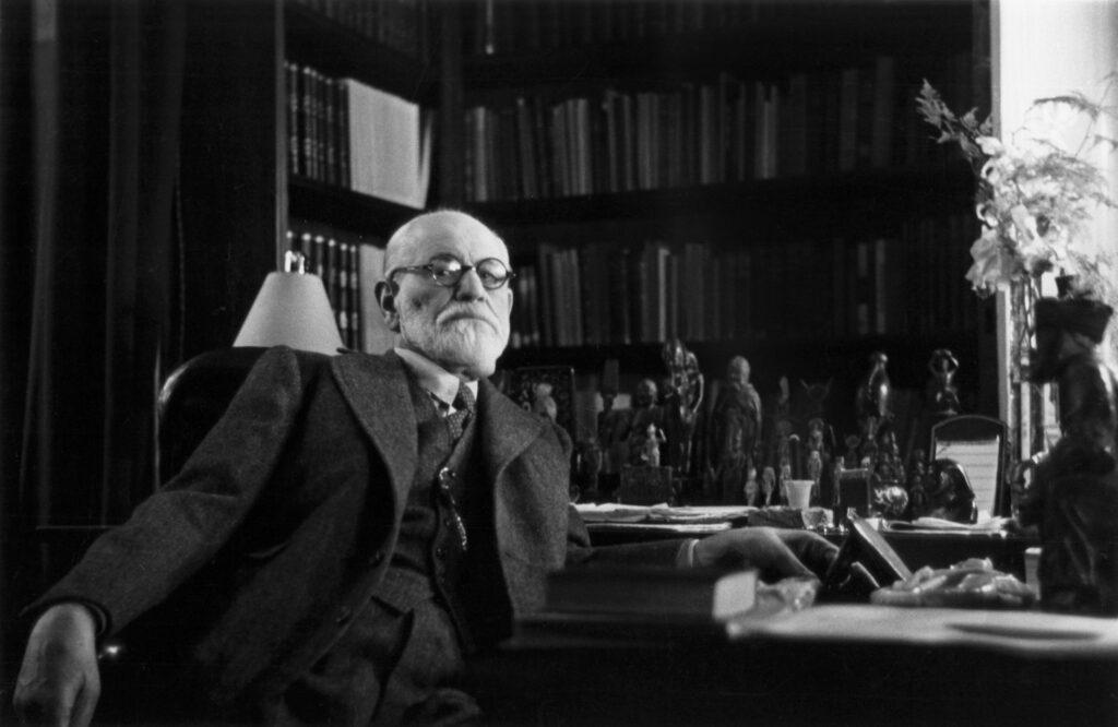 «La libertad individual no es un bien de la cultura», Sigmund Freud