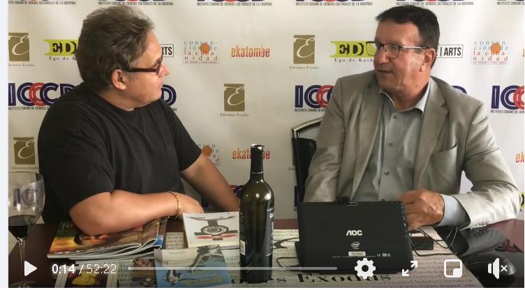 Baltasar Santiago Martin en Eka TV