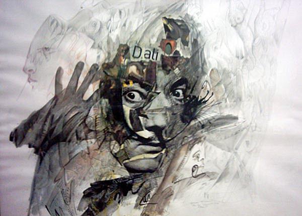 Felipe Alarcón, «Serie Dalí»
