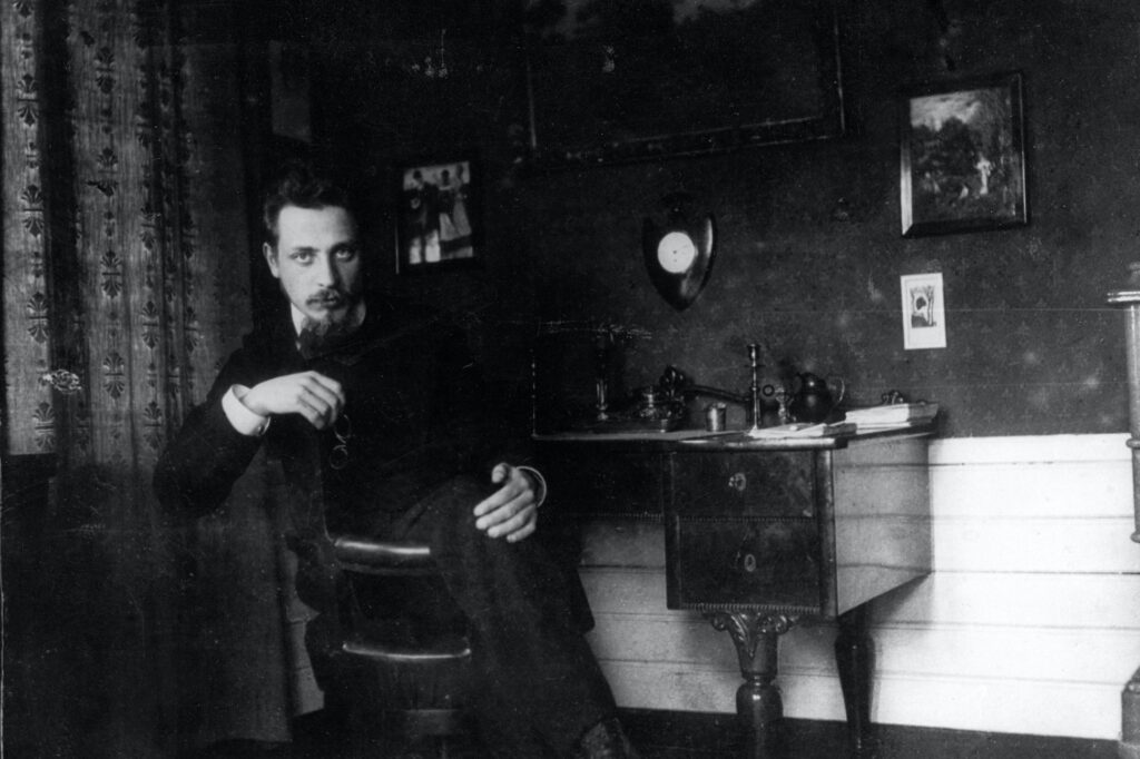 Una carta, un poema de Rilke