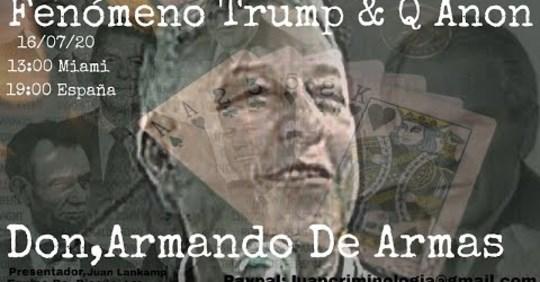 Armando de Armas y la deconstrucción de la materia política (entrevista)