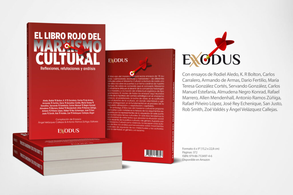 «El libro rojo del marxismo cultural» por VV.AA