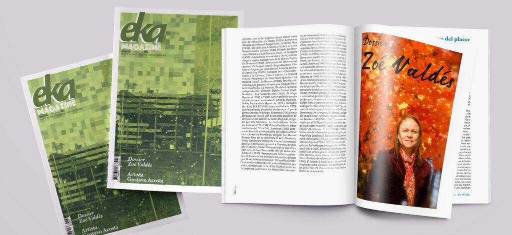 Eka Magazine. Diez