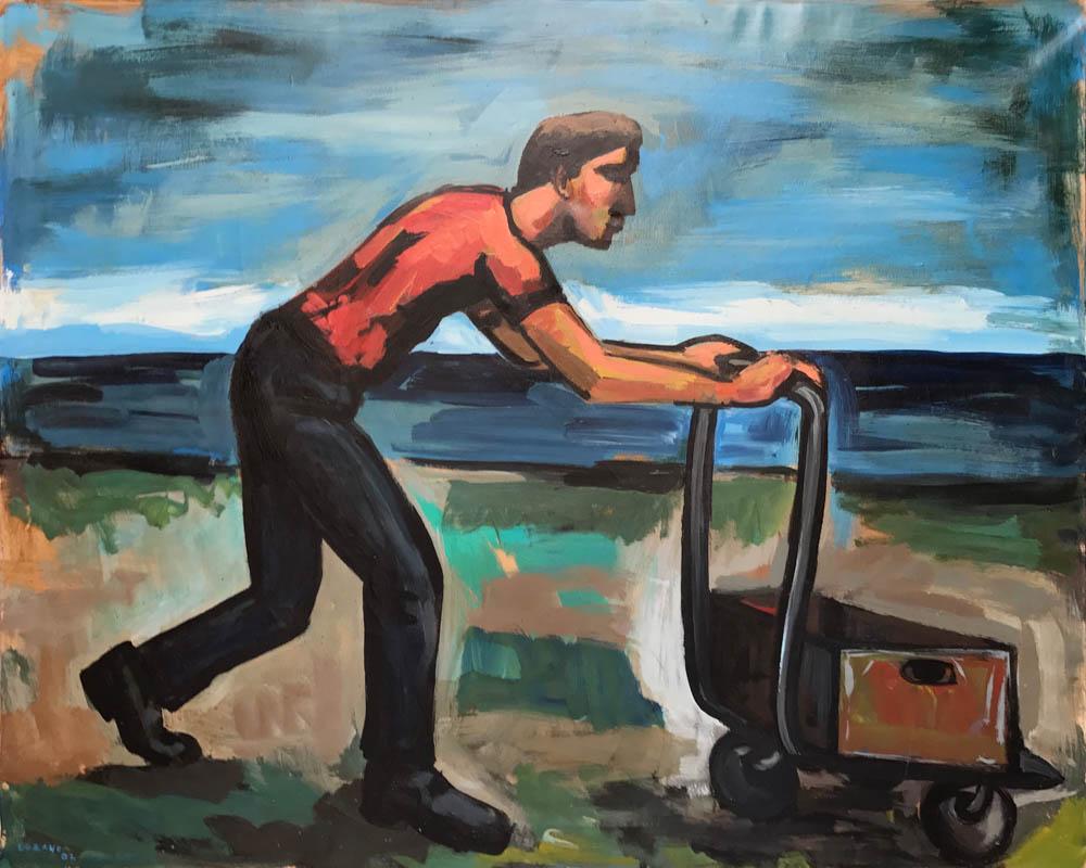 Eduardo Lozano. Obra reciente