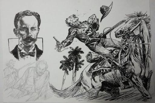 La muerte de José Martí y la carrera del apostolado.