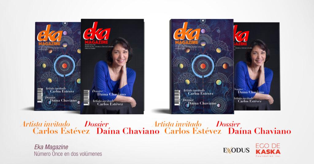 Eka Magazine. Once