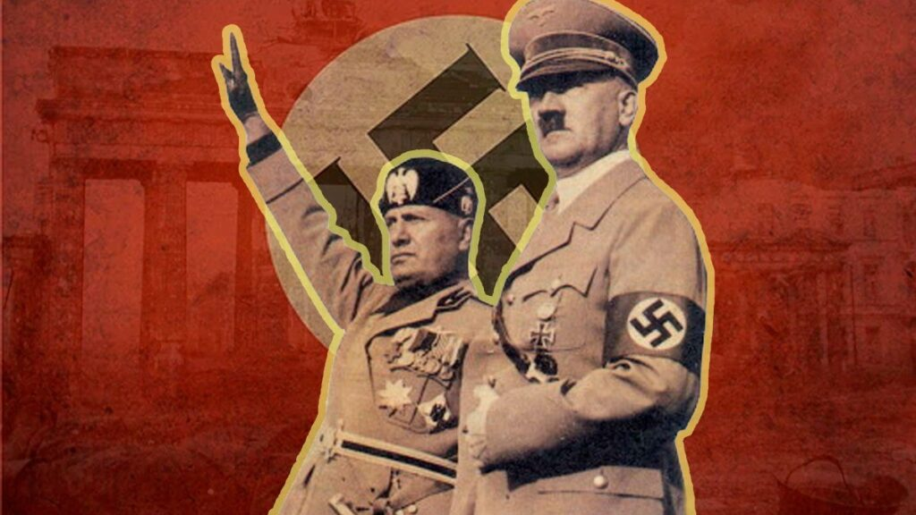 Comunismo, Socialismo, Nazismo, Fascismo, Neo-nazismo, emergen del mismo logos