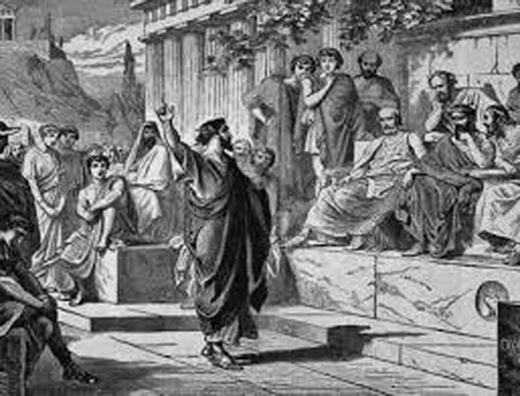 La primera forma del habla: el derecho individual (segunda parte)