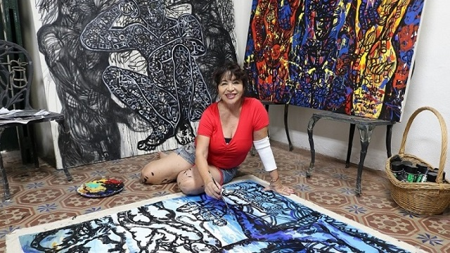 Seis pintores cubanos