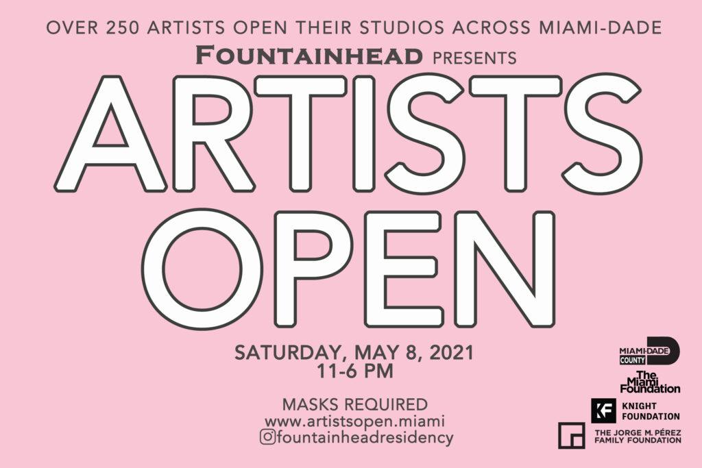 Artist Open Miami 2021