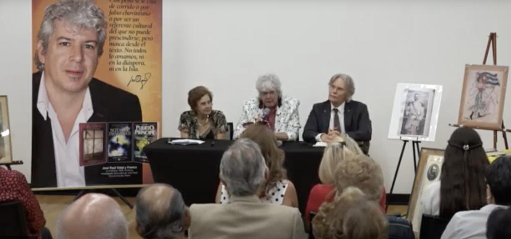 Presentación de «Lo de Puerto Príncipe. José  Martí  entre armas, bandidos y traidores» de José Raúl Vidal