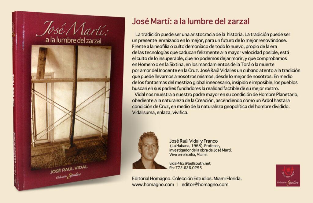 De los «Versos libres» martianos, Dos Patrias (Fragmento del libro José Martí a la lumbre del zarzal)