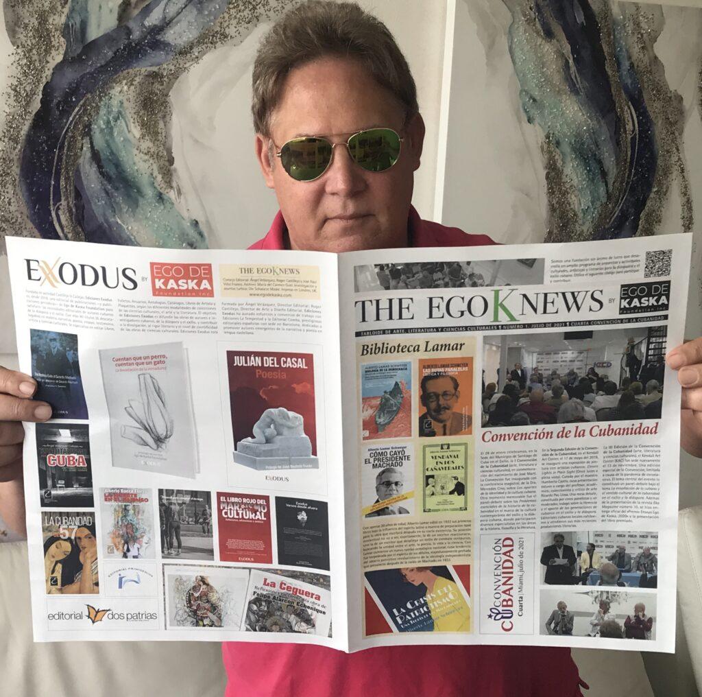 «The Ego K News», en la IV Convención de la Cubanidad