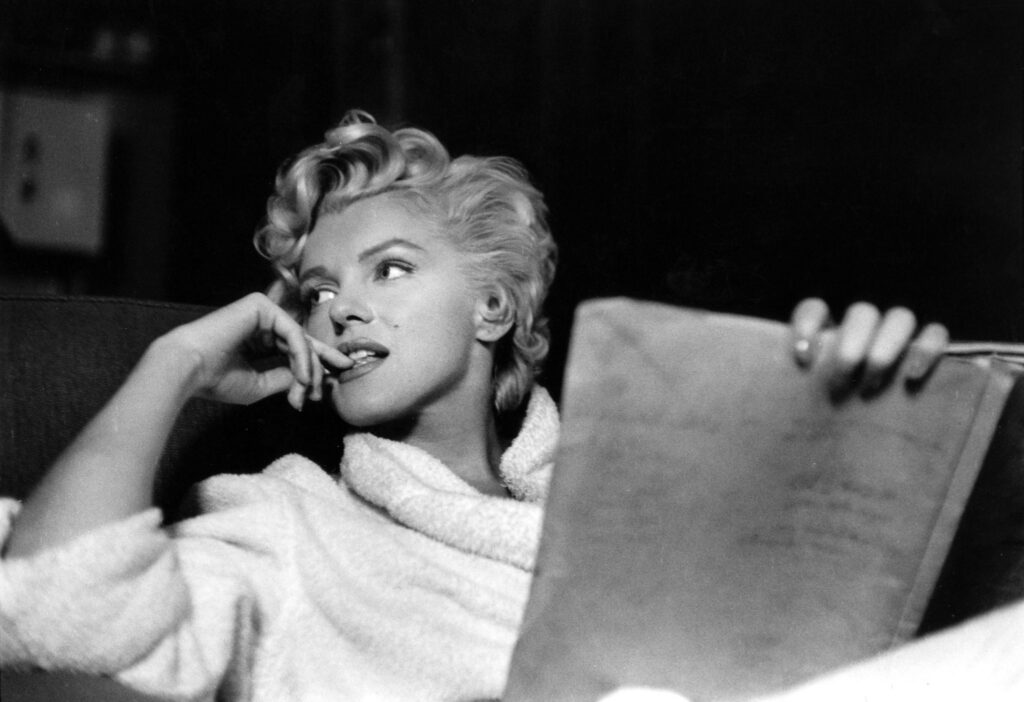 «Qué es la libertad», la antroposofía en Marilyn Monroe