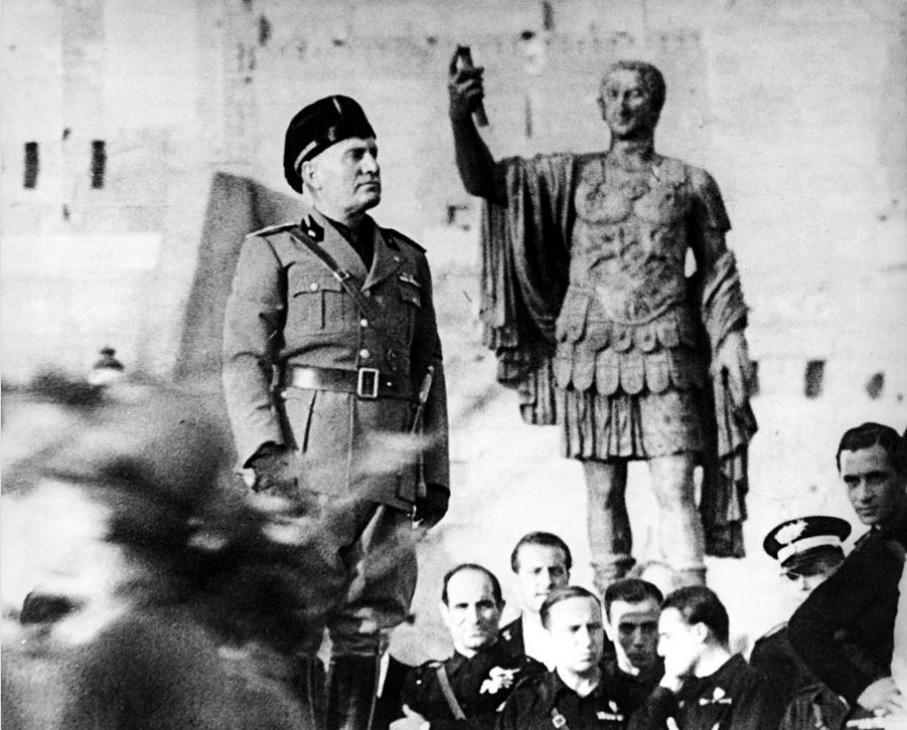 El «Fascismo de Derecha» según Julius Evola