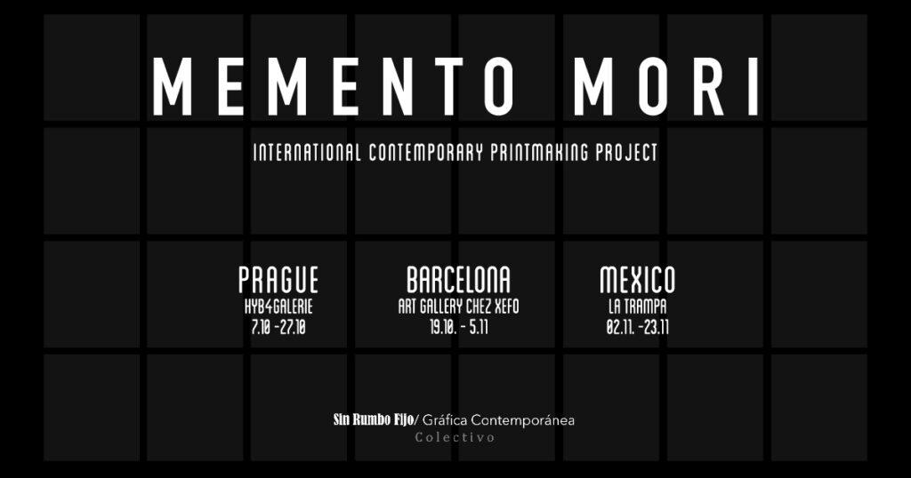 Memento Mori. Gráfica Contemporánea Internacional